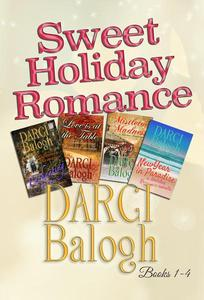 Sweet Holiday Romance Books 1 - 4