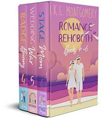 Romance in Rehoboth Boxed Set (Books 4-6): A Small Town Romantic Comedy Series