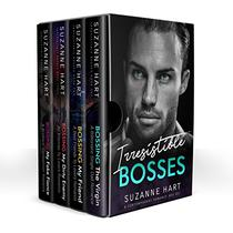 Irresistible Bosses: A Contemporary Romance Box Set