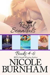 Royal Scandals Boxed Set