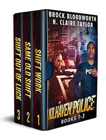 Kilhaven Police: Books 1-3: A paranormal police comedy box set