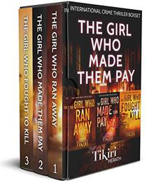 Red Heeled Rebels Boxset 1: Books 1-3: Three addictive, gritty crime thrillers in one