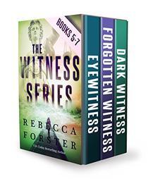 The Witness Series, Three Josie Bates Legal Thrillers: Books 5-7