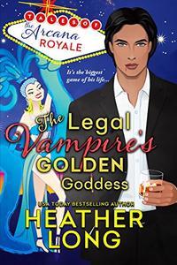 The Legal Vampire's Golden Goddess