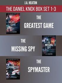 The Daniel Knox Series: Books 1-3: The Daniel Knox Series Boxset Book 1