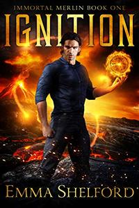 Ignition: modern-day Arthurian urban fantasy