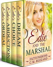Edie and the Marshal: The Complete Boxed Set
