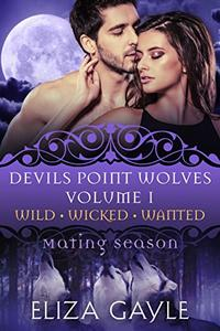 Devils Point Wolves Volume 1 Bundle: Shape Shifter Paranormal Romance