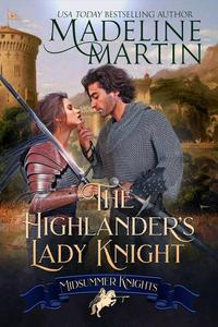 The Highlander's Lady Knight