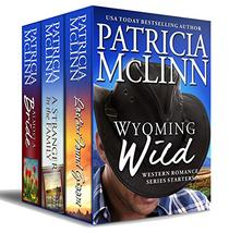 Wyoming Wild, Western Series Starters Boxed Set