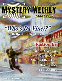 Mystery Weekly Magazine: April 2017