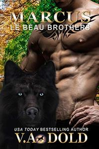 MARCUS: New Orleans Billionaire Wolf Shifters with plus sized BBW mates