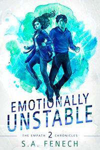 Emotionally Unstable: A Paranormal Superhero Romance Series