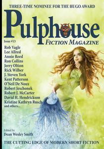 Pulphouse Fiction Magazine #13