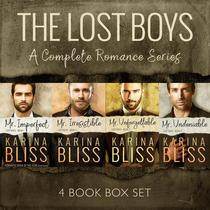 The Lost Boys: A Complete Romance Series 4 Book Box Set