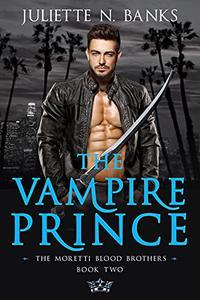 The Vampire Prince: A fated mates billionaire romance