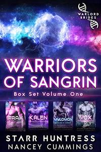 Warriors of Sangrin: Box Set Volume One