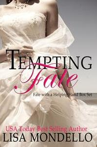 Tempting Fate (Fate with a Helping Hand Box Set Books 1-3)