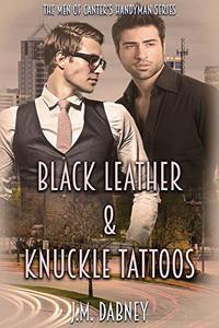 Black Leather & Knuckle Tattoos