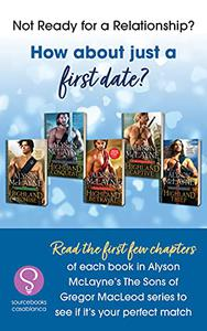 First Dates with Alyson McLayne: A Three-Book Sampler