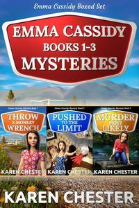 Emma Cassidy Mysteries Books 1-3