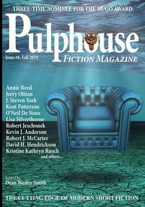 Pulphouse Fiction Magazine Issue #8