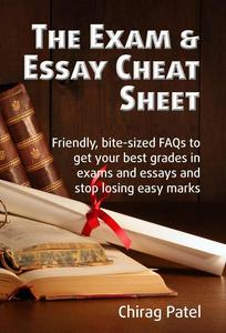 The Exam & Essay Cheat Sheet