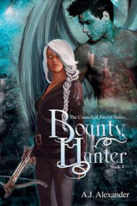 Bounty Hunter: Book 4 in 'The Council of Twelve' series