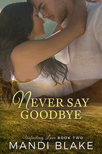 Never Say Goodbye: A Sweet Christian Romance