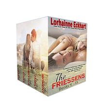 The Friessens Books 9 - 14 Boxed Set