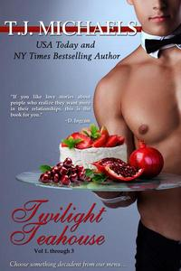 Twilight Teahouse: Volumes 1 - 3