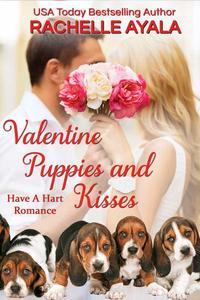 Valentine Puppies and Kisses