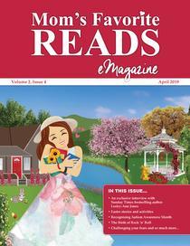 Mom's Favorite Reads eMagazine April 2019