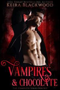 Vampires & Chocolate Box Set: Vampire Paranormal Romance