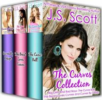 The Curves Collection Big Girls And Bad Boys: The Curve Ball, The Beast Loves Curves, Curves By Design