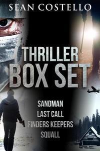 Sean Costello Thriller Box Set