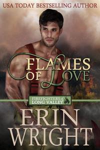Flames of Love – A Western Fireman Romance Novel