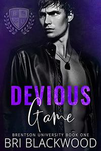 Devious Game: A Dark Enemies to Lovers College Romance