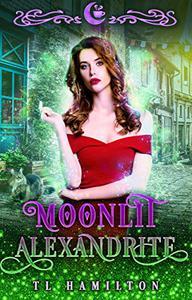 Moonlit Alexandrite: A paranormal reverse harem romcom