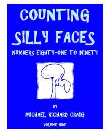 Counting Silly Faces Numbers 81-90