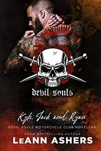 Kyle, Jack, & Ryan: Devil Souls MC Novellas