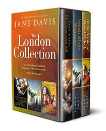 The London Collection: Three full-length novels linked only by their setting… London