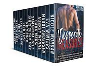 Desperate Measures: Limited Edition Collection of Romantic Suspense