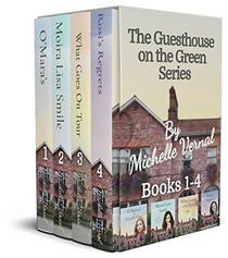 The Guesthouse on the Green Series Box Set, Books 1-4
