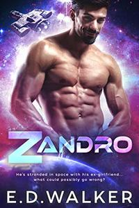 Zandro: A Sci-Fi Romance