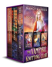 Vampire Knitting Club Boxed Set: Books 1-3