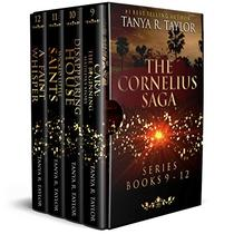 The Cornelius Saga Series (Books 9 - 12): Exciting Ghost Stories & Haunted House Collection