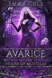 Avarice: House of Mustelid: A Dark Paranormal Reverse Harem