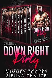 Down Right Dirty: A Ten-Book Romance Box Set