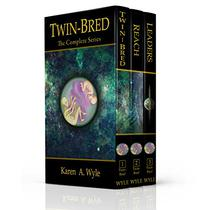 The Twin-Bred Series: Books 1-3